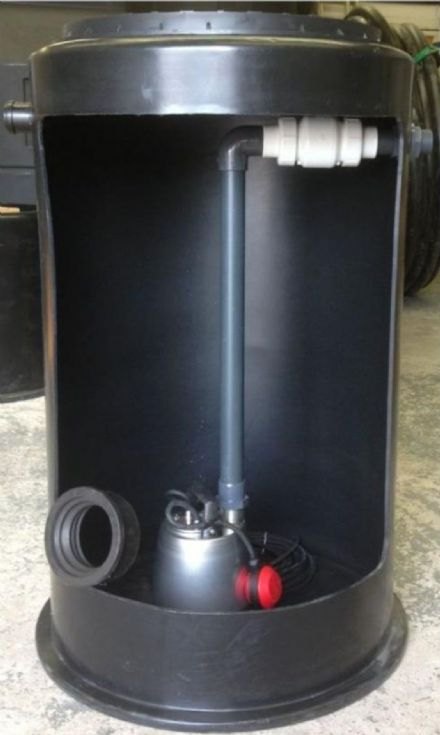 JTFS Basement Pumping Stations 450L